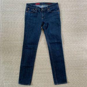 AG The Stilt Jean in Dark Wash